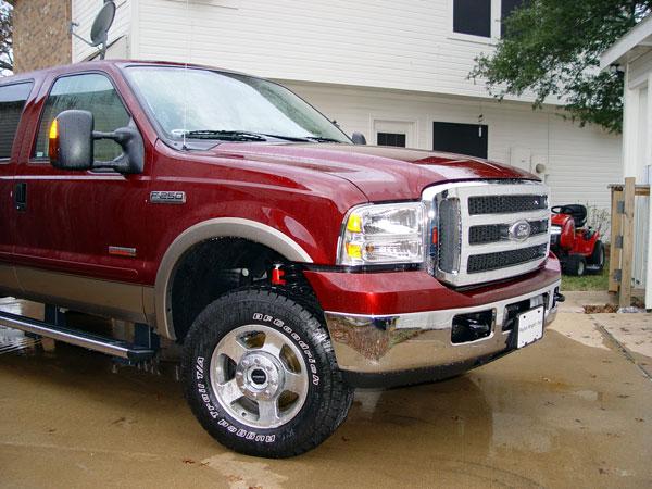 2005 F250 4x4